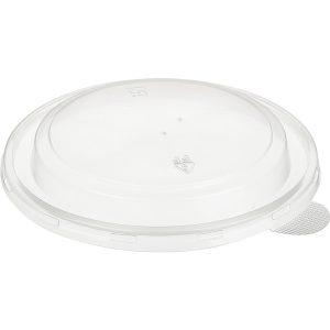 Poklopac PP TaMbien plastični d=166mm za posudu papirnatu, kupola (100 kom/pak)