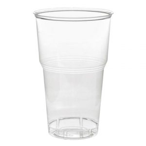 Čaša PP 500ml providna (50 kom/pak)