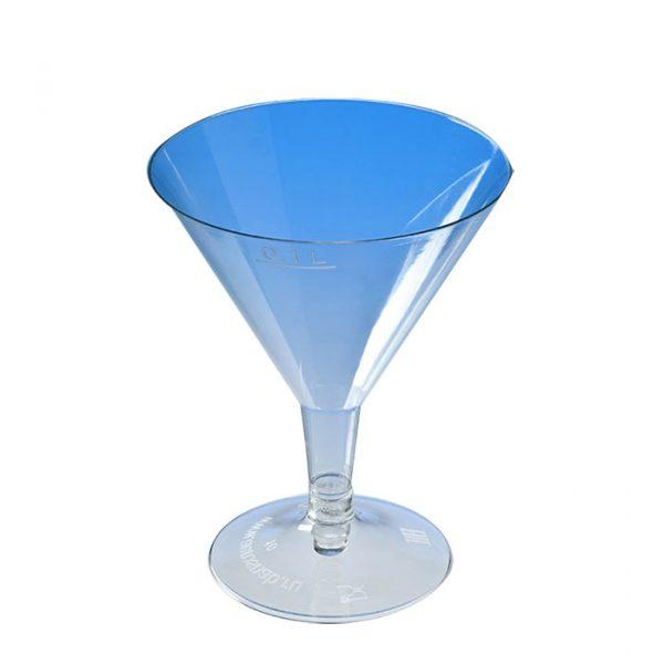 Čaša za Martini PS 100ml, providna (240 kom/pak)