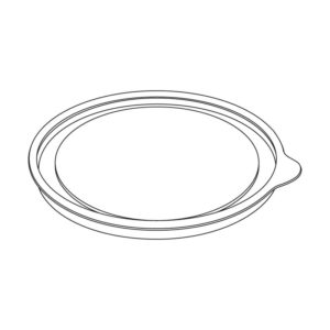Poklopac СК-180К standard d=99mm h=6mm (1100 kom/pak)
