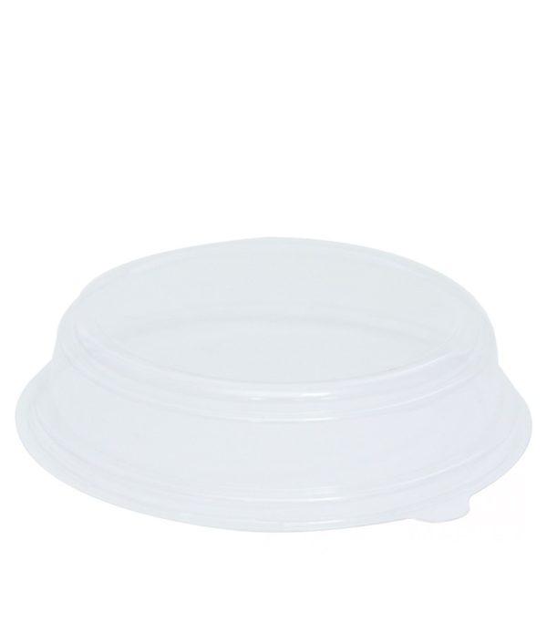 Poklopac PS d=150 mm za kartonsku posudu 750 ml kupola (50 kom/pak)