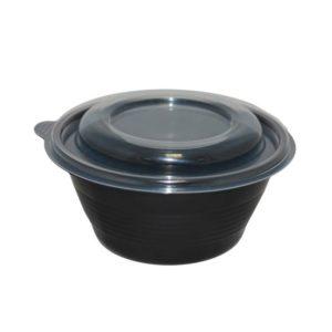 Poklopac PP PR-МС-К za posudu za supu, providan (90 kom/pak)
