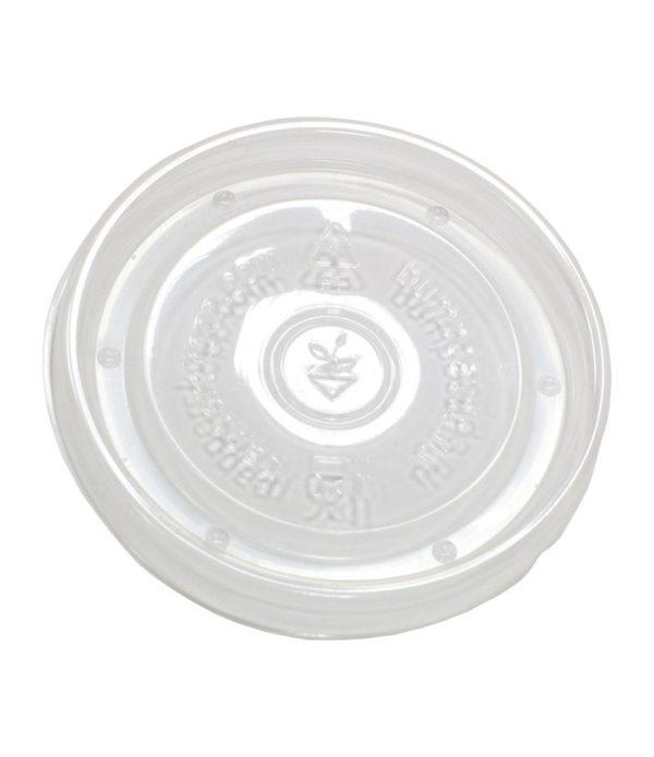 Kartonska posuda za supu sa poklopcem 500 ml h=99 mm bijela 200 kom (komplet)