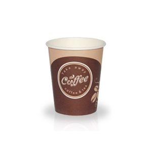 Čaša 400 ml papirnata d=90 mm Coffee take away (50 kom/pak)