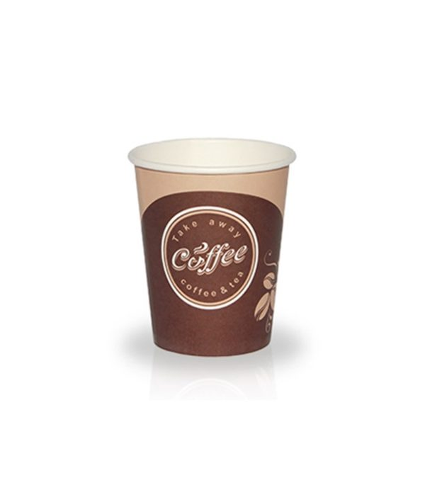 Papirna čaša 1-sl 400 ml d=90 mm Coffee take away (50 kom/pak)
