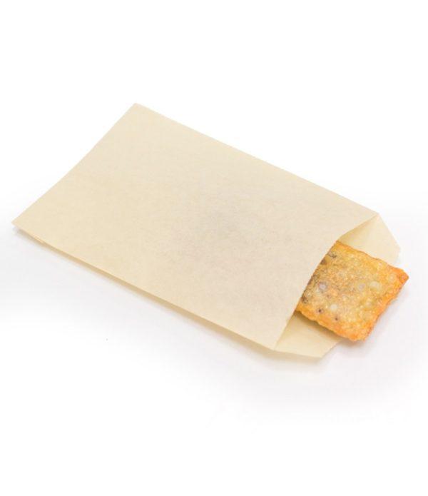 Papirna kesa za fast food 110х180mm kraft (3000 kom/pak)