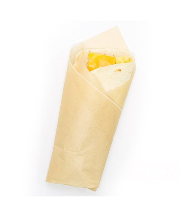 Omot za hamburgere 305х305mm kraft (1000 kom/pak)