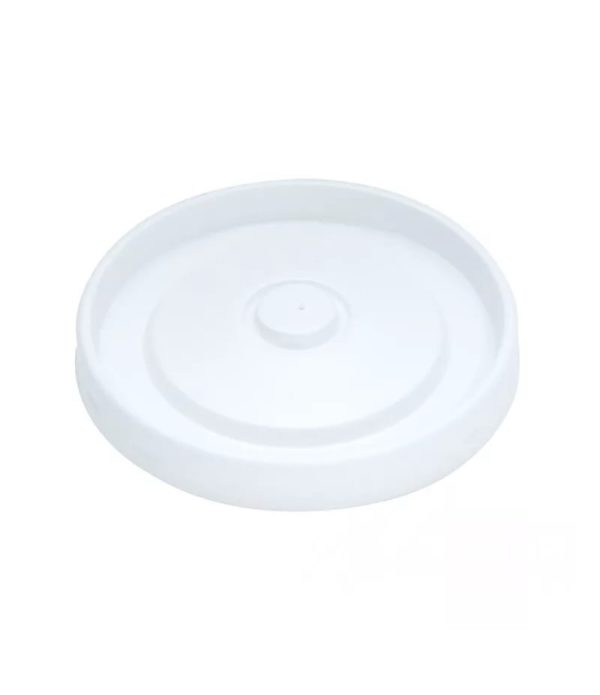 Kartonska kutija sa poklopcem za supu 500 ml d=121 mm h=72 mm bijela 500 kom (komplet)