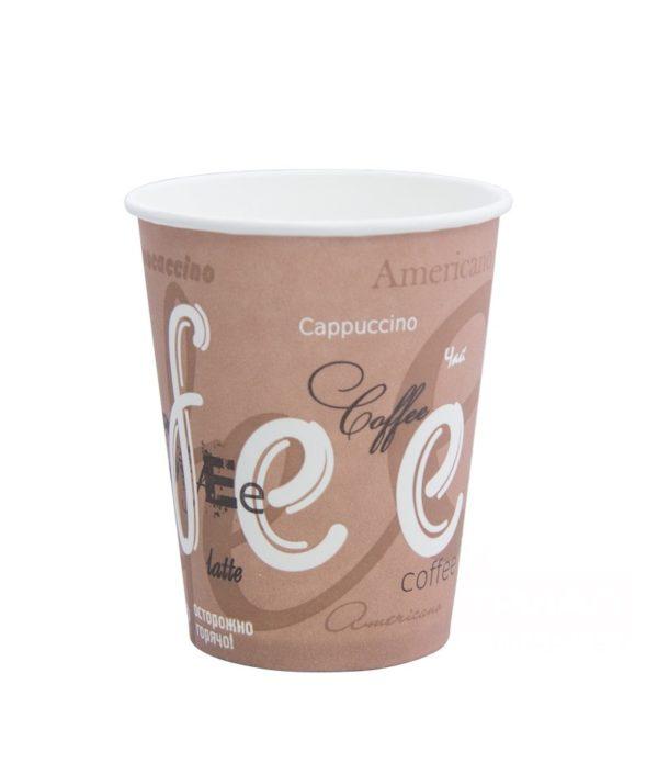 Papirna čaša 1-sl 250 ml d=80mm Coffee (50 kom/pak)