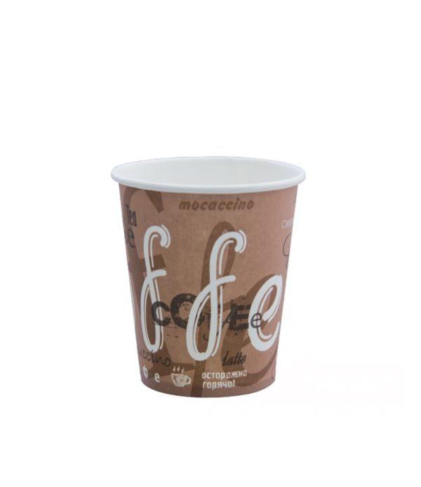Papirna čaša 1-sl 100 ml d=62mm Coffee (50 kom/pak)
