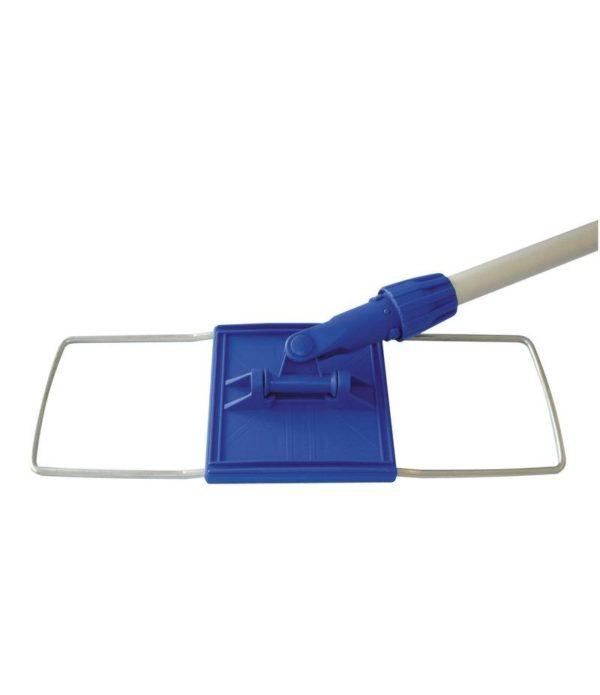 Držač za brisač poda za mokro brisanje 40х10cm sa metalnim ramom (NT180), džep