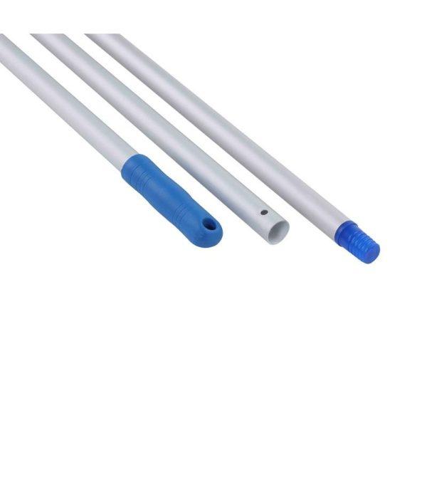 Drška od aluminijuma 140cm za Drška za brisač poda za mokro brisanje, plava