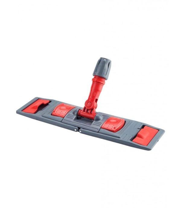 Držač za brisač poda za mokro brisanje 50×13 cm, plastika, džepovi / krilo (NPK196)
