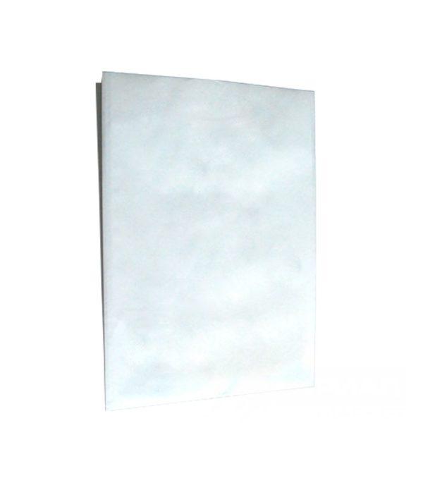 Papirna kesa 200х85х320 mm biejla laminiran (1000 kom/pak)
