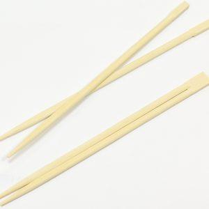Štapići za jelo u pojedinačnom pakovanju (sa oštrim vrhom) (100 kom/pak)