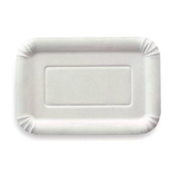 Tanjir kartonski 140х210 mm bijeli (2500 kom/pak)