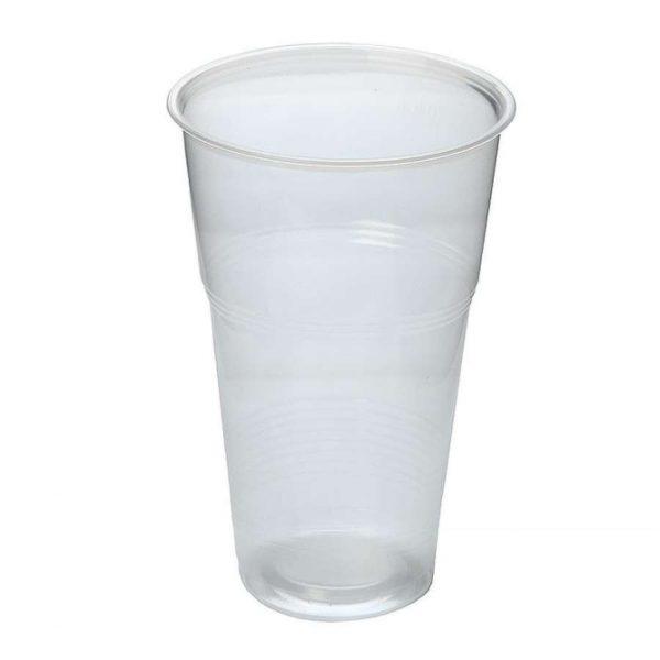 Čaša 330 ml providna PP (50 kom/pak)