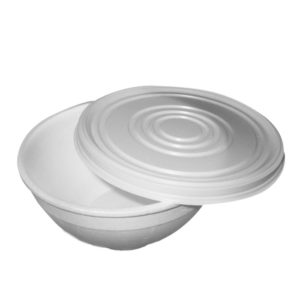 Poklopac PS sa posudu za supu d=127 mm (576 kom/pak)