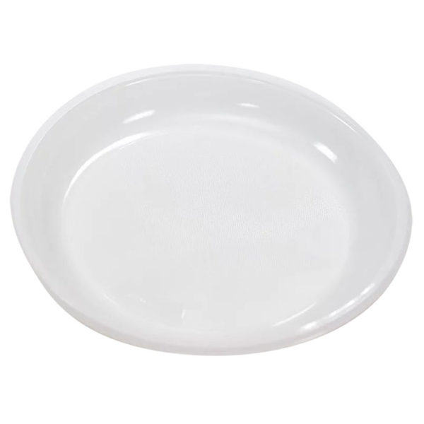 Tanjir PP d=220 mm bijeli (100 kom/pak)