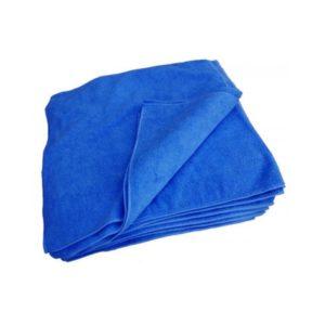 Krpa od mikrofibre 30x30cm univerzalna plava