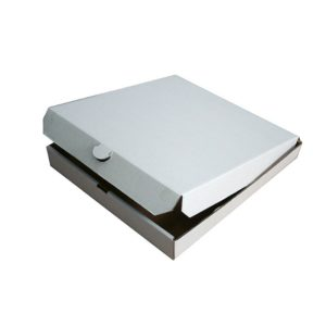 Kutija za picu 410x410x40mm, mikroval karton (50 kom/pak)