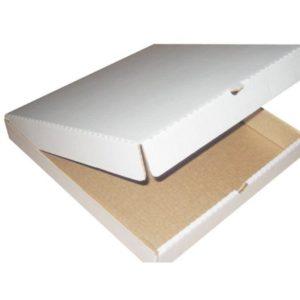Kutija za picu 340x340x40mm, mikroval karton (50 kom/pak)