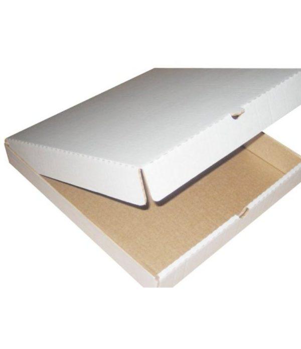 Kutija za picu 340x340x40 mm, mikroval karton (50 kom/pak)