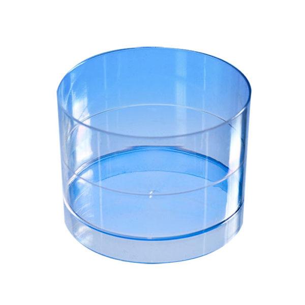 Posuda Cilindar 60 ml, d=53mm, providna (15 kom/pak)