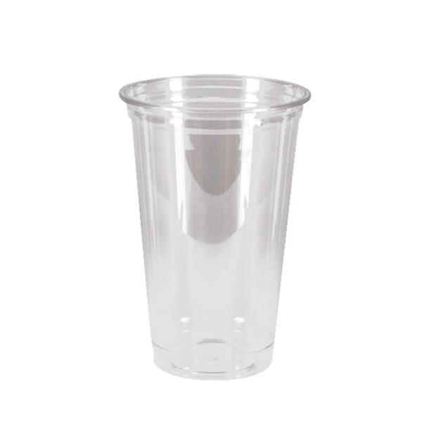 Čaša PET 420 ml, d=95 mm providna (50 kom/pak)
