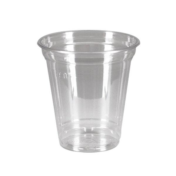 Čaša PET 350 ml, d=95 mm providna (50 kom/pak)