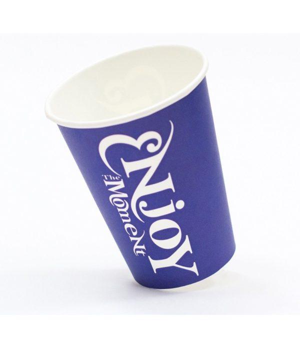 Papirna čaša 1-sl300 ml d=90 mm  Enjoy the Moment (50 kom/pak)