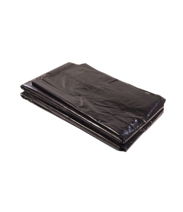 Kesa za smeće 200 L HDPE crna, 80 µm  (50 kom/pak)