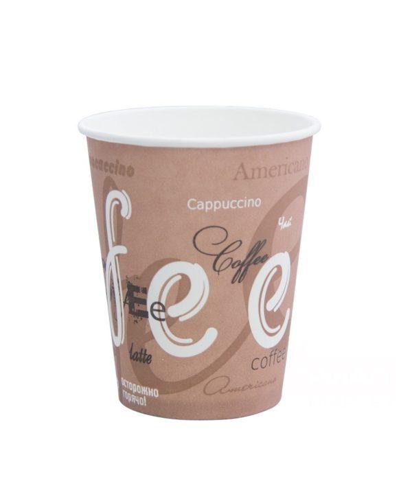 Papirna čaša 1-sl 185 ml d=73 mm Coffee (100 kom/pak)
