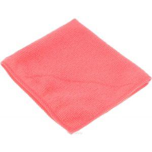 Krpa od mikrovlakana univerzalna 30×30 cm crvena