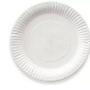 Tanjir d = 200mm beli glaziran (100 kom/pak)