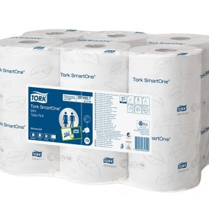 Toaletni papir 2-slojni 111m/rola TORK Advanced SmartOne Mini (472193) (12 kom/pak)