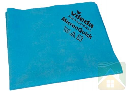 Krpa mikrovlakna 38х40см Vileda MicronQuick plava 5 kom (152109/152105)