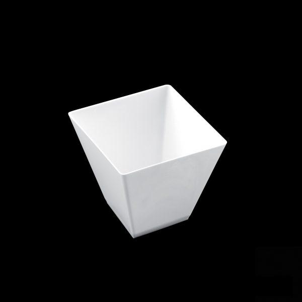 Posuda Rombo za catering Gold Plast 90 ml bijela (25 kom/pak)