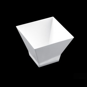 Pagoda-posudica za catering 65 ml PS bela Gold Plast (25 kom/pak)