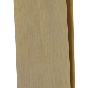 Kesa papirnata 140x60x250 mm, kraft (1000 kom/pak)