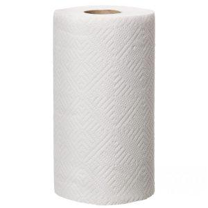 Papirni ubrusi 2-sloja 4 rolne bijeli