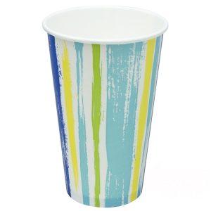 Čaša papirnata jednoslojna 400 (50 kom/pak)