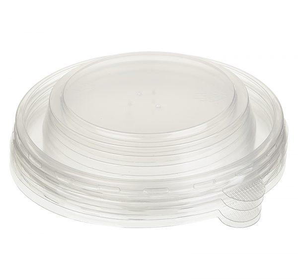 Poklopac PP TaMbien od plastike d=135mm za papirnatu posudu, kupola (50 kom/pak)