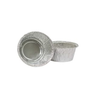 Kalup aluminijumski mafin 80х37 mm 130 ml (100 kom/pak)