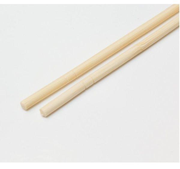 Štapići za jelo u pojedinačnom pakovanju okrugle