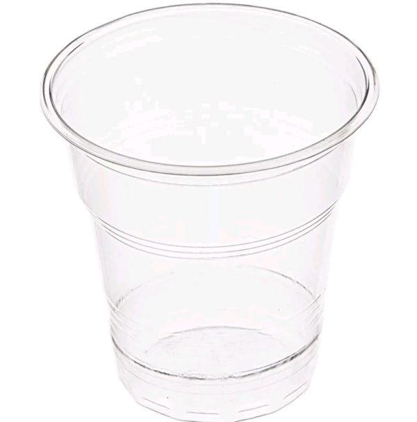 Čaša 300ml providna PP (50 kom/pak)