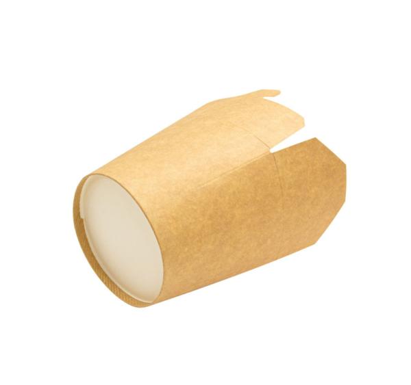 Kartonska posuda za WOK 700 ml 138x94x984 mm kraft (50 kom/pak)