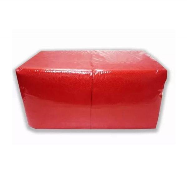 Papirne salvete 2sl 24×24 TaMbien crvene 250 l/pak