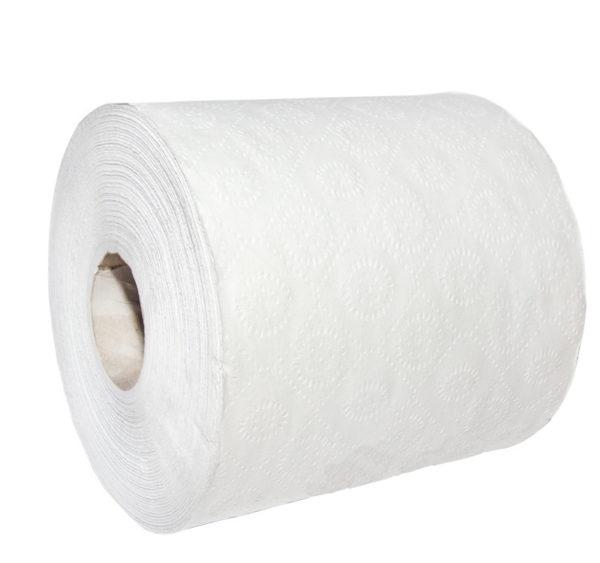 Papirni ubrusi v roli 1-sl 300 m Tomos ekonom centralno izvlačenje