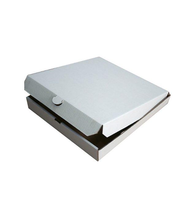 Kutija za picu 410х410х40 mm mikro valoviti karton (50 kom/pak)